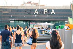 Fermata Metro Scampia